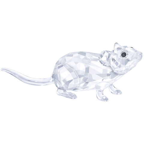 Swarovski Crystal Figurine MOUSE, Clear- 5266819