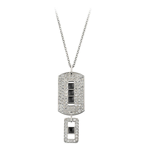 Swarovski Crystal Remix Pendant Necklace # 1128121 New - Zhannel