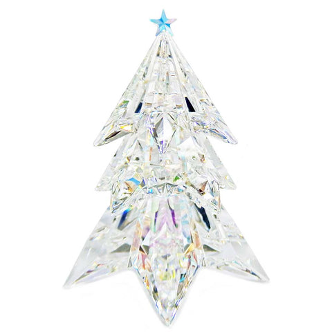 Swarovski Crystal Christmas Figurine CHRISTMAS TREE #5223605