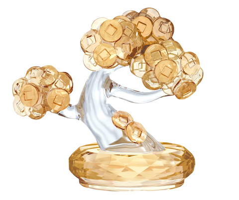 Swarovski Crystal Figurine MONEYTREE -5301561