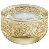 Swarovski Candle Holder SHIMMER TEA LIGHT HOLDER, Golden -5108877
