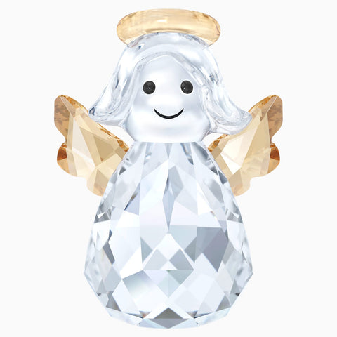 Swarovski Crystal Christmas Figurine ROCKING ANGEL -5287215