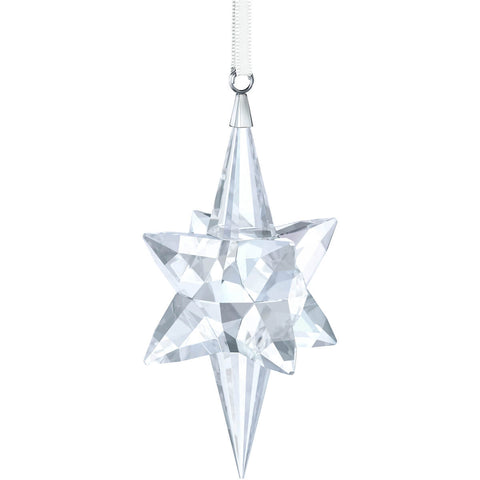 Swarovski Christmas STAR ORNAMENT, Large, Clear -5287019