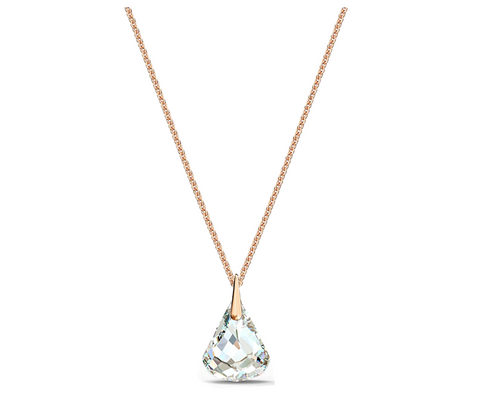 Swarovski SPIRIT PENDANT, White, Rose Gold - 5529125