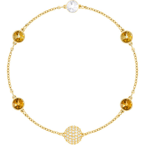 Swarovski Remix Collection TIMELESS STRAND, Gold -5403221