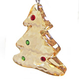 Swarovski Crystal GINGERBREAD TREE Christmas Ornament -5395976