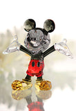 Swarovski Color Crystal Disney Figurine MICKEY MOUSE #1118830/ 5268838