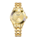 Swarovski ALGERIA 33MM Crystal Women's Watch, Gold Tone-5188840
