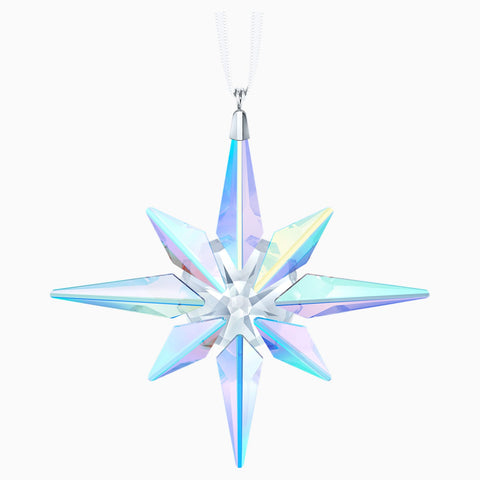 Swarovski Christmas STAR ORNAMENT, CRYSTAL AB -5403200