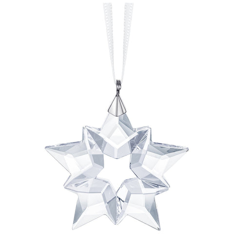 Swarovski Clear Crystal Christmas Ornament LITTLE STAR 2019 -5429593