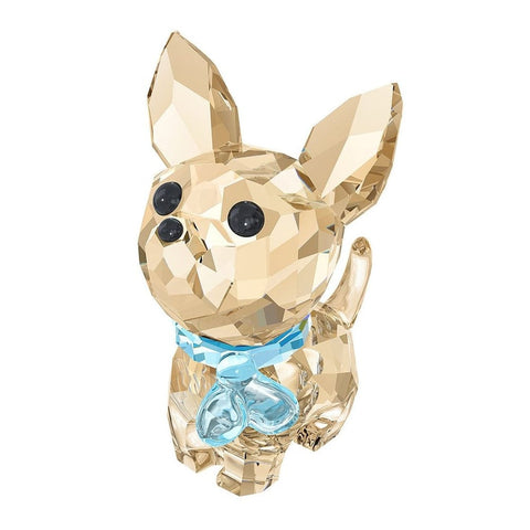 Swarovski Color Crystal Figurine PUPPY OSCAR THE CHIHUAHUA #5063330