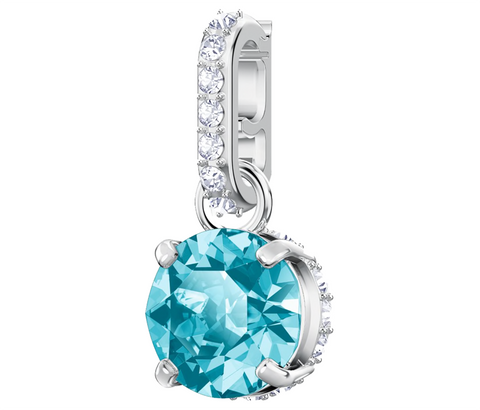 Swarovski REMIX COLLECTION CHARM DECEMBER Birthstone, Blue -5437316