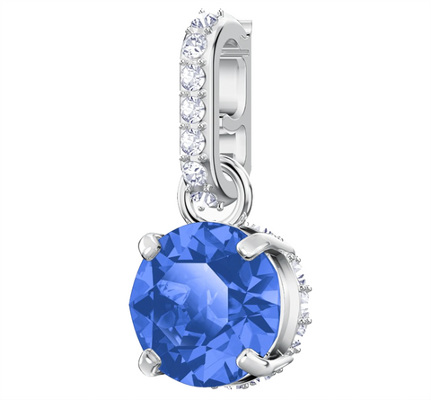 Swarovski REMIX COLLECTION CHARM SEPTEMBER Birthstone, Blue -5437319