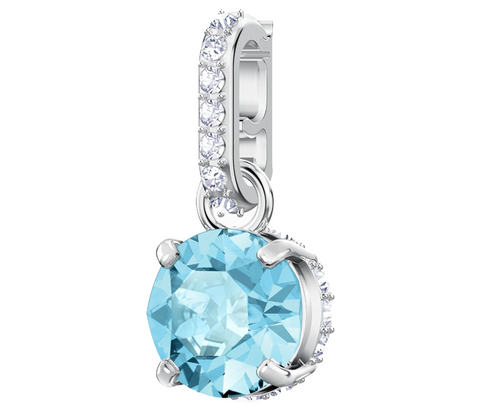 Swarovski REMIX COLLECTION CHARM March Birthstone, Aqua -5435642