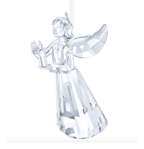 Swarovski Clear Crystal Christmas Ornament ANGEL ORNAMENT 2017 -5269374