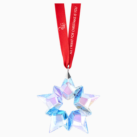Swarovski Christmas Ornament 25TH ANNIVERSARY by Mariah Carey -5543287