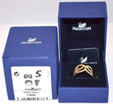 Swarovski Crystal GOLD RING PROTECT