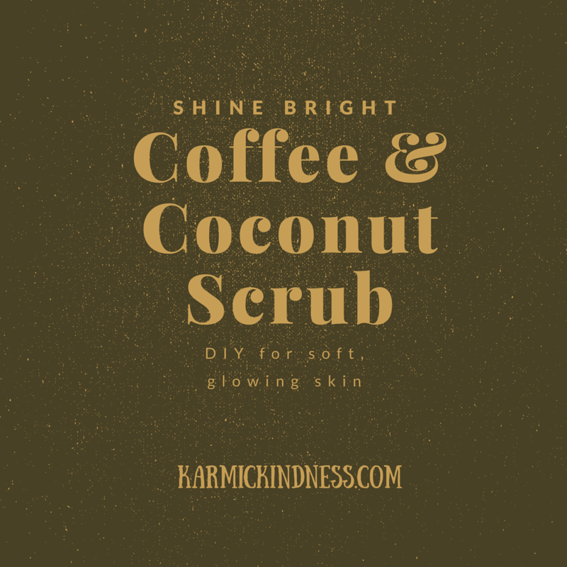 Coffee & Coconut Scrub