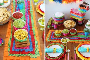Fun & Festive Cinco de Mayo (Decorations, Drinks, & Food)
