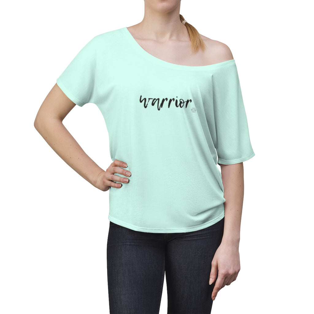 WARRIOR Slouchy Top
