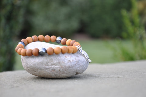 GROUNDING Energetic Wearable