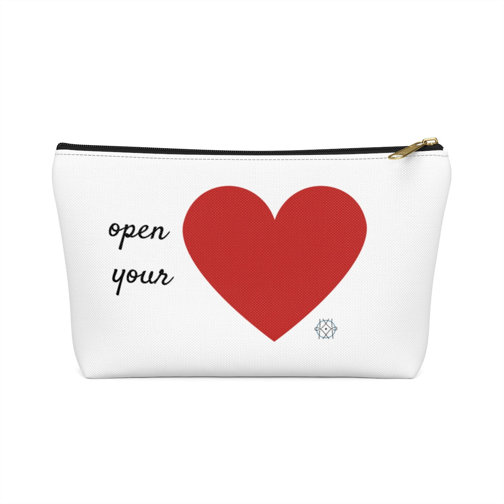 OPEN YOUR HEART Pouch