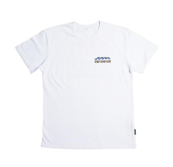 fbe8bfa6cba Salty Shoes - Water Wear Tee White - T-Shirts - Minty Duds - 1 ...