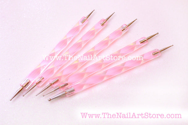 Nail Art Dotting Tool Set