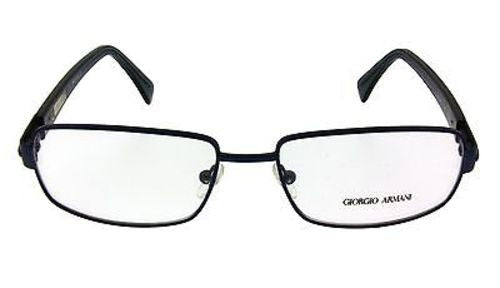 Giorgio Armani Eyeglasses Frames Eyewear GA714 Blue grey 54 16 authentic clear