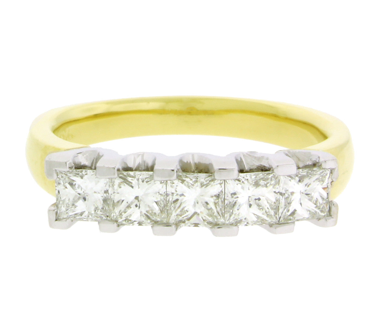 47d410731 5_Stone_princess_cut_wedding_band_in_2_tone_yellow_white_gold_1.20_ct_size_6.5__01405.1445558009.1280.1280.jpeg?v=1455132422