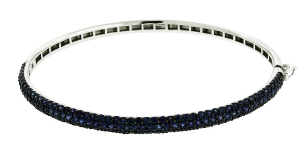 set index bracelets metal apple bangles pieces montana color blue crystal sapphire of line
