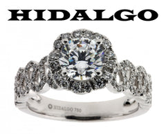 discount Hidalgo jewelry Hidalgo diamond engagement ring