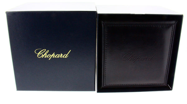 Chopard 826676 18K 1CT Happy Diamond VS1 F Ring  With COA New In Box Size 5.75
