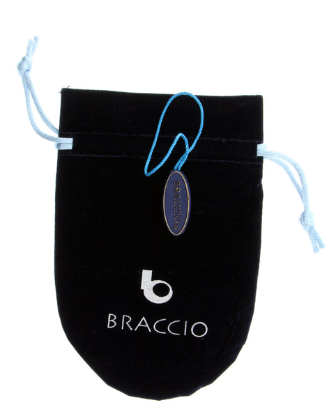 Braccio SS-3110/BR men's bracelet in Stainless steel 8.5 inches long