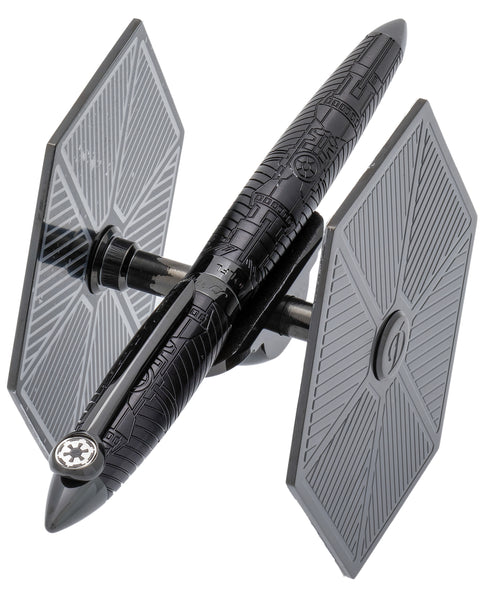 ST Dupont limited edition Streamline Star Wars Tie Fighter Black Rollerball 252683