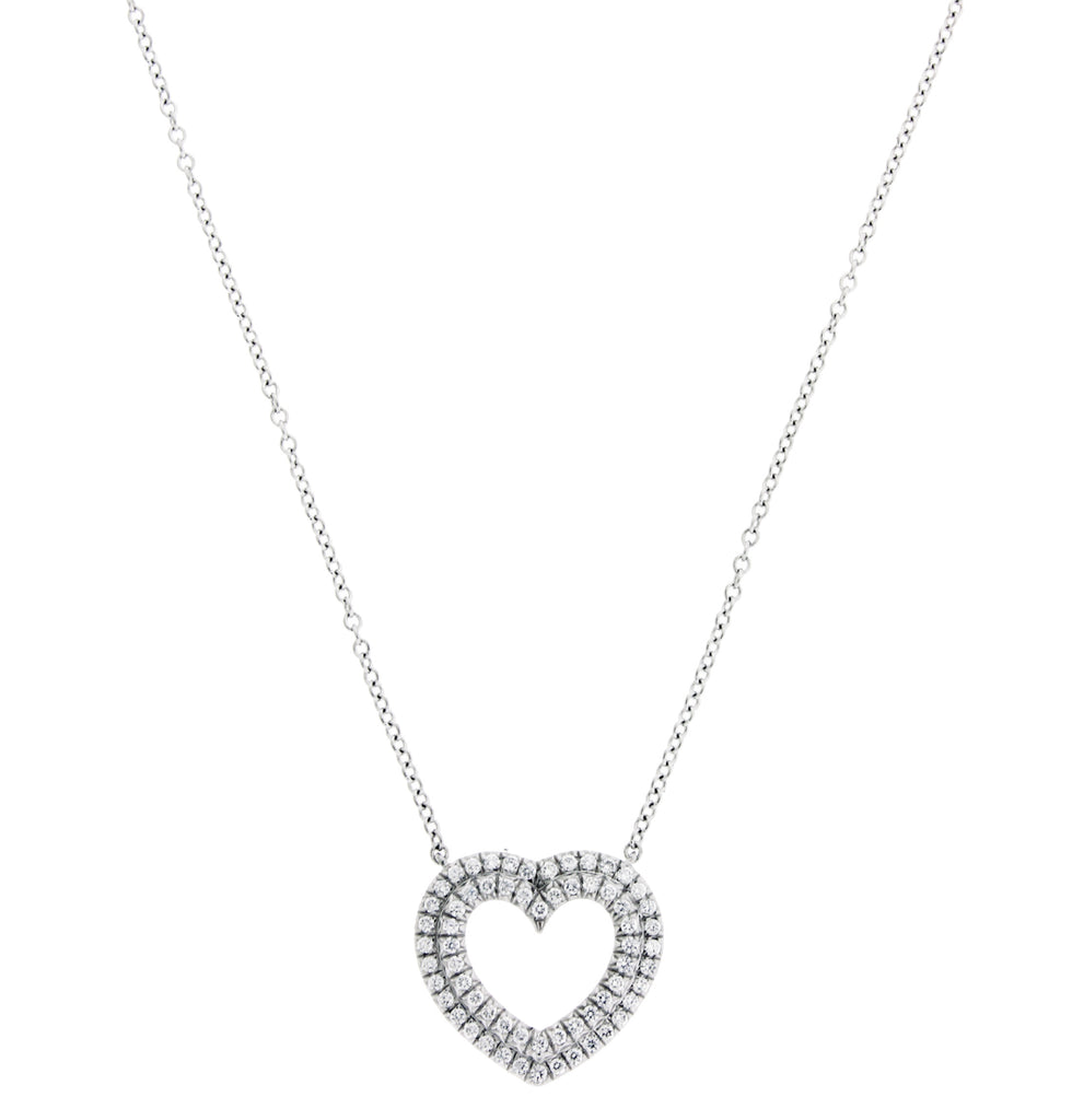 jewelers platinum co diamond tiffany in necklace opulent