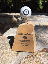 HOLE IN ONE GOLF AWARDS