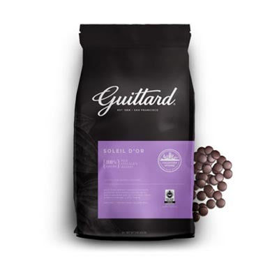Guittard 38% 'Soleil d'Or' Milk Chocolate Callets