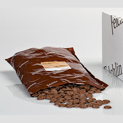 Felchlin 38% 'Ambra Rondo' Milk Chocolate Callets