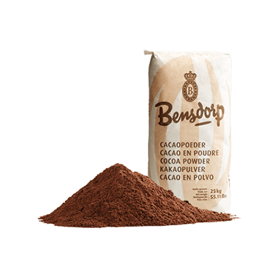 Bensdorp 'Undutched' Cocoa Powder