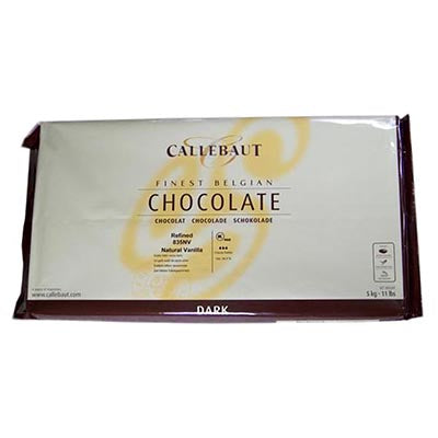 Callebaut 54.6% '835NV' Chocolate