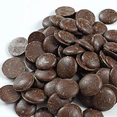 Cacao Barry 100% 'Grand Caraque' Unsweetened Chocolate Callets (3 kg/6.6 lbs)