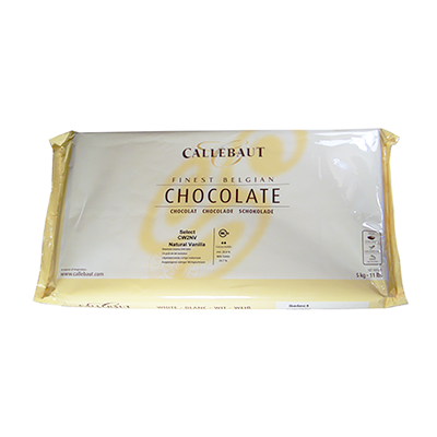 Callebaut 25.9% 'CW2NV' White Chocolate