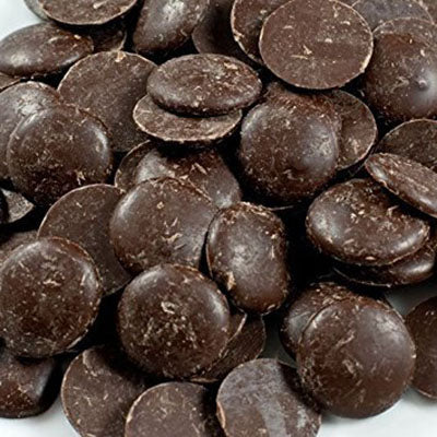 Guittard 'A-Peels' Dark Chocolate Wafers