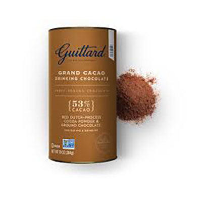 "Guittard ""Grand Cacao"" 53% Drinking Chocolate (8 oz can)"