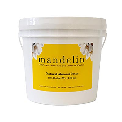 Mandelin Natural Almond Paste