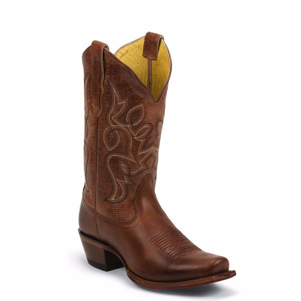 Nocona Ladies Karma Honey Vaquero Boots NL5023 - Wild West Boot Store