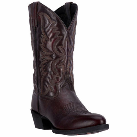 Laredo Men's Birchwood Black Cherry Boots 68458 - Wild West Boot Store - 1