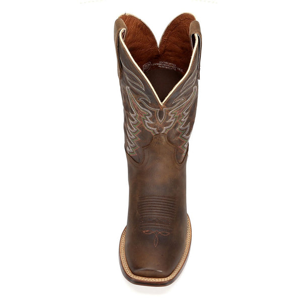 Dan Post Men's Duncan Brown Multicolored Embroidery Boot DP4134 - Wild West Boot Store - 3