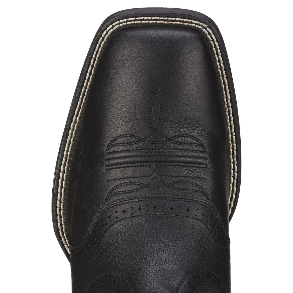 ARIAT SPORT WESTERN WIDE SQUARE TOE 10016292 BOOT MENS WESTERN